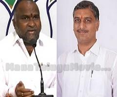 Jagga Reddy slams Harish Rao