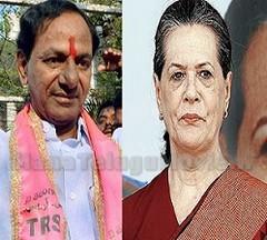 KCR does not invite Sonia Gandhi Bathukamma festival
