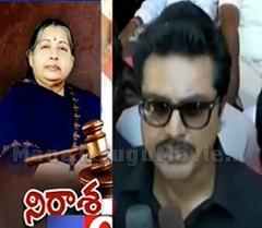Kollywood protests Jayalalitha's arrest, observes bandh