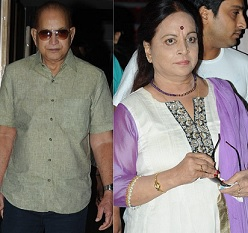 Krishna ,Vijayanirmala at Aagadu Preview