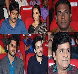Manam 100 Days Celebrations Photos
