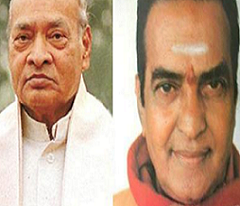 AP Cabinet: Bharat Ratna for NTR, Ghat for PV
