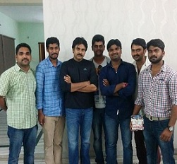 Pawanism Team Meets Pawan Kalyan Photos