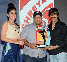 Power Triple Platinum Disc Launch Photos