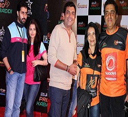 Celebs At Pro Kabbadi League Grand Finale Photos
