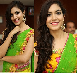 Ritu Varma Latest Cute Stills