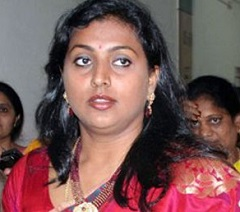 MLA Roja Invited To Join TDP?