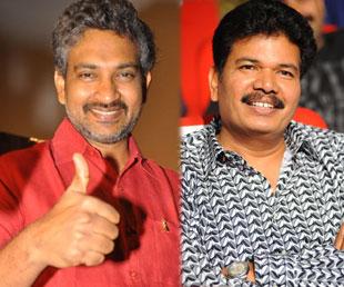 Tamil Director Shankar Vs Telugu Director SS Rajamouli