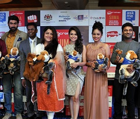 SIIMA Awards Press Meet 2014 Photos