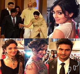 Celebs at SIIMA Awards 2014 Photos