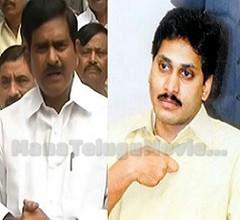 Minister Uma fires on Y.S Jagan