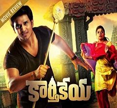 Karthikeya Movie Review – 3.25/5