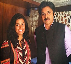 Pawan Kalyan's First Look in Gopala Gopala