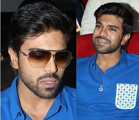 Ram Charan at Asian Cinema Opening – Gallery