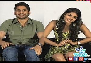 Oka Laila Kosam Premier – Chaitanya,Pooja Funny Chit chat with Audiens