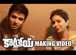 Karthikeya making video – Exclusive