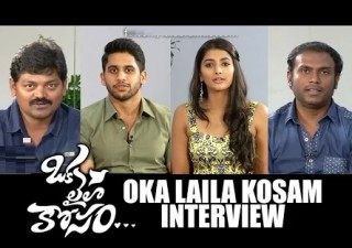 Oka Laila Kosam team Exclusive Interview