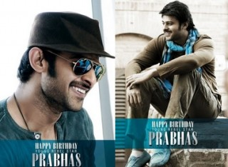 Prabhas Birthday Special Photos