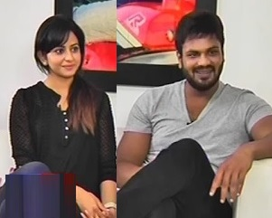 Chit Chat with 'Current Teega' Manoj and Rakul Preet