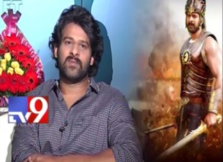 Prabhas Special Interview on Bahubali