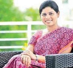 Naidu Offers Minister Post To Akhila Priya?