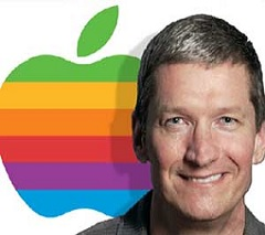 Apple CEO proud to be Gay