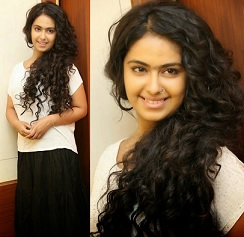 Avika Gor Latest Photos @ CCM Press Meet