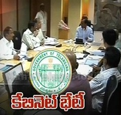 Telangana Cabinet to discuss key issues Today