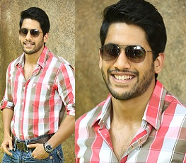 Naga Chaitanya New Interview Pics