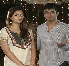 Diwali Celebrations by Colors Swathi and Nikhil – Special