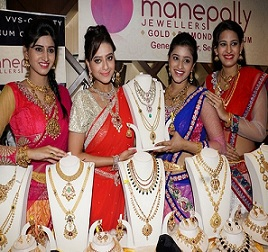 Manepally Dhanteras Jewellery Collections Launch Photos