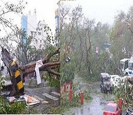Hudhud Cyclone Photos