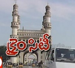 Hyderabad turns Crime City!