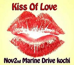 'Kiss of Love' Creates Sensation