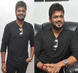 Manchu Manoj New Photos
