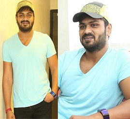 Manchu Manoj Interview Stills