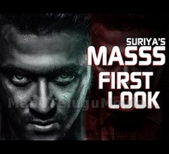 Suriya Masss Movie First Look – Nayantara, Amy Jackson