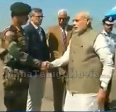 PM Modi visits Siachen, promises support to jawans