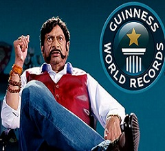 Top Comedian For 2 Guinness Book Records