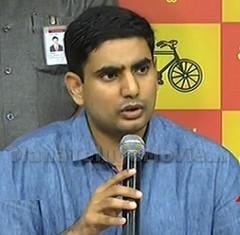 TDP turns large and smart like U.S. army – Nara Lokesh