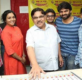Pilla Nuvvu Leni Jeevitham Song Launch at Radio Mirchi Photos