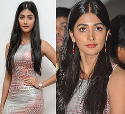 Pooja Hegde at OLK Success Meet