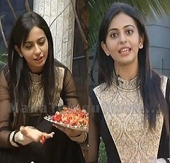 Diwali Special Interview With Rakul Preet Singh