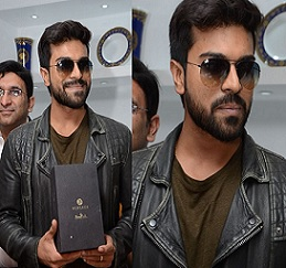 Ram Charan Lauches Karishma & Co Flagship Store Photos