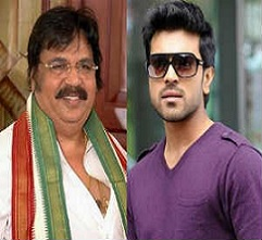 Will Ram Charan React To Dasari's Comments?