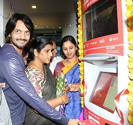 Sai Ram Shankar at Kiosks Ebox Launch