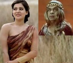 Spotted: Samantha copied Brahmi dress from AD!