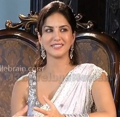 Sunny Leone Special Interview about Current Theega