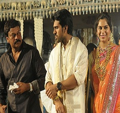 Ram Charan's wife shocks Chiru!