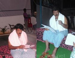 "Balakrishna @ ""Palle Nidra"" Program – Gadrallapalli"